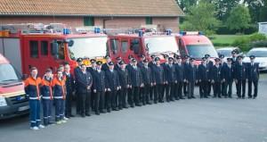 Feuerwehr Ahlen Löschzug Vorhelm