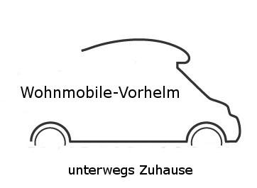 Wohnmobile-Vorhelm Inhaber : Marcel Cohrs Blücherweg 2 59227 Ahlen-Vorhelm Tel: 0 25 28 / 7 98 Mobil: 0151 / 578 60606 info@wohnmobile-vorhelm.de www.wohnmobile-vorhelm.de