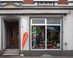 Weltladen in Ahlen macht auch beim Pöggskenmarkt 21. und 22 September 2019 mit